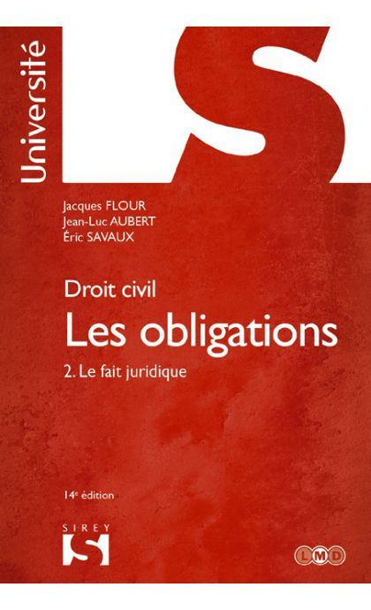 Droit civil. Les obligations