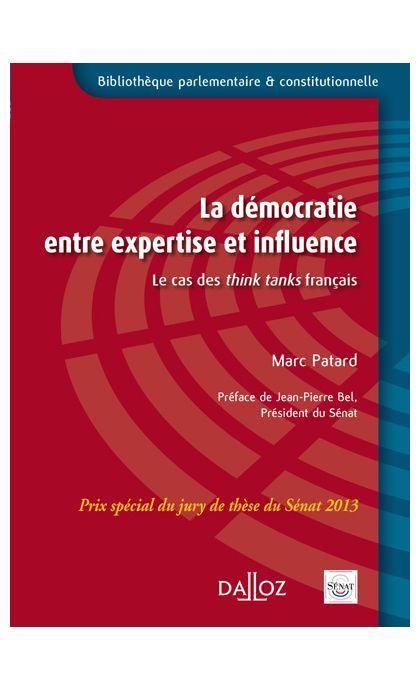 La démocratie entre expertise et influence