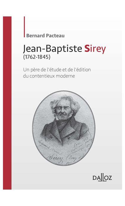 Jean-Baptiste Sirey (1762-1845)