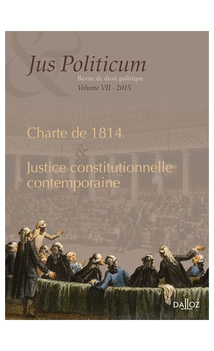 La justice constitutionnelle contemporaine