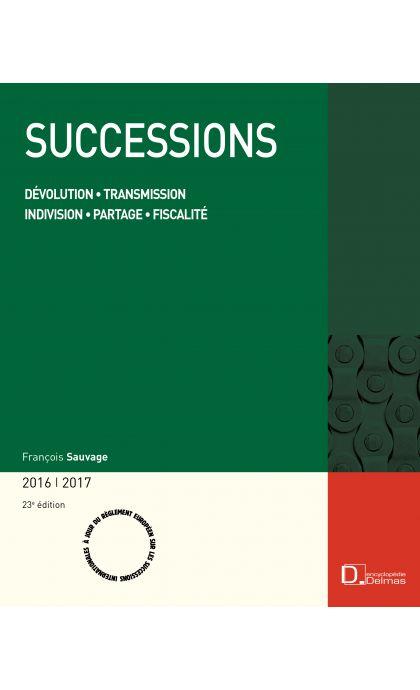 Successions 2016/2017