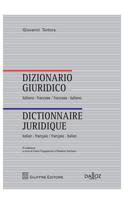 Dictionnaire juridique  Italien-Français Français-Italien