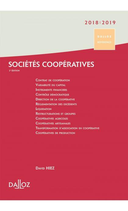 Sociétés coopératives 2018/19