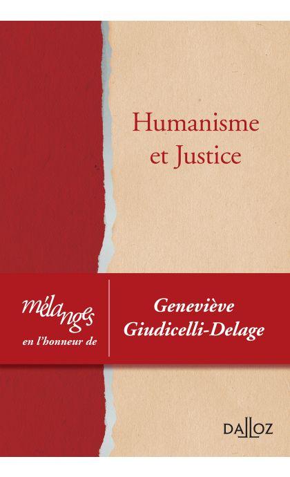 Humanisme et justice