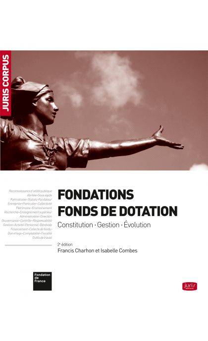 Fondations - Fonds de dotation