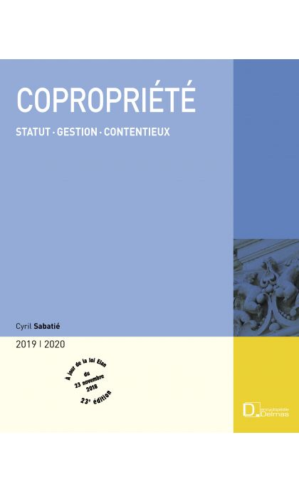 Copropriété 2019/20