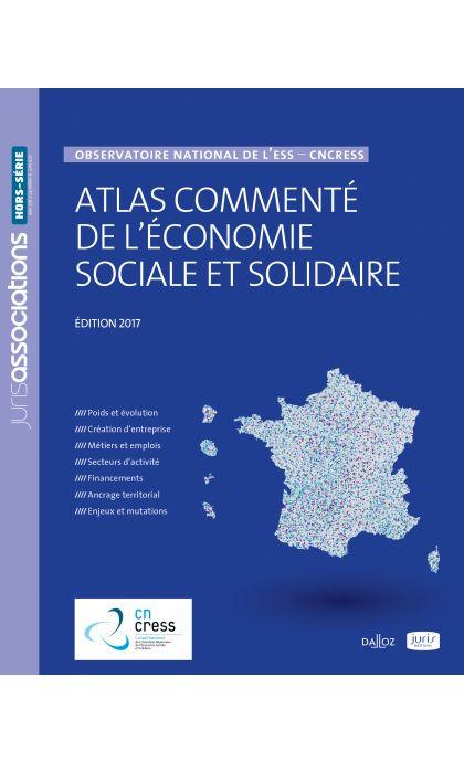 Atlas commenté de l'économie sociale et solidaire 2017