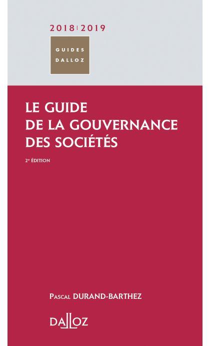 Le guide de la gouvernance des sociétés 2018/2019