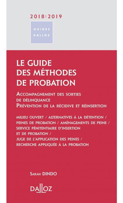 Le guide des méthodes de probation
