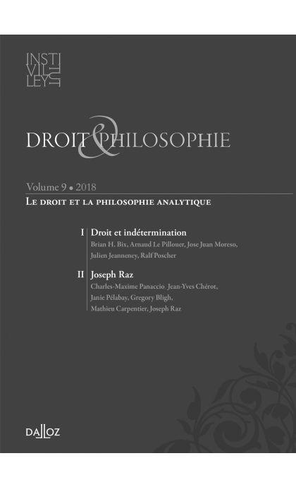 Droit & Philosophie