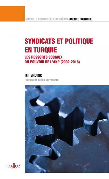 Syndicats et politique en Turquie (37)