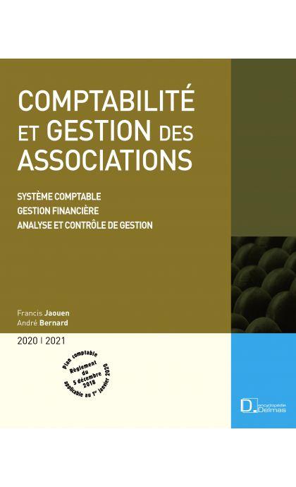 Comptabilité et gestion des associations 2020/2021
