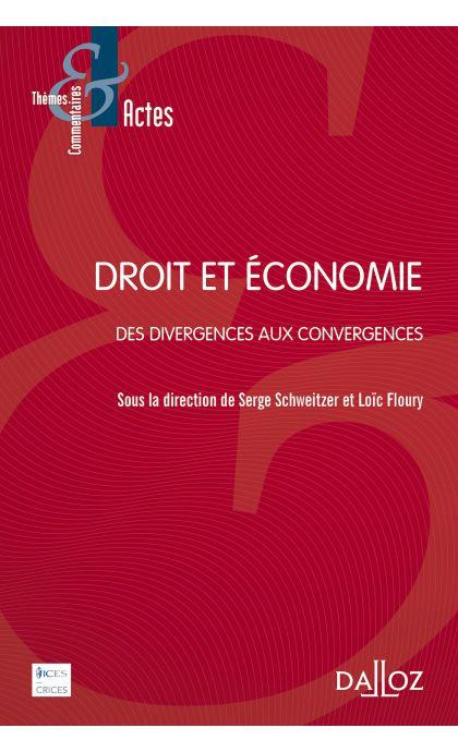 Droit et économie