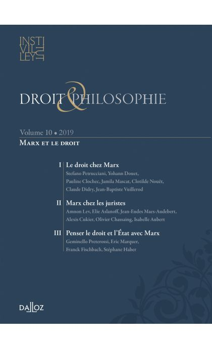 Droit & Philosophie - volume 10