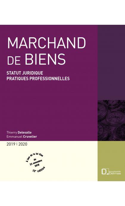 Marchand de biens 2019/2020