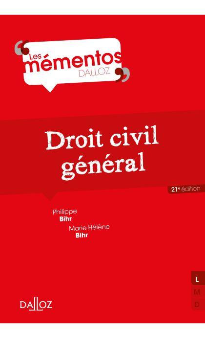 Droit civil général