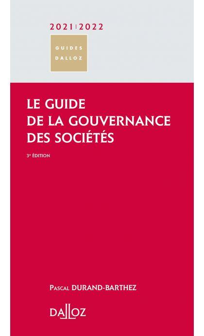 Le guide de la gouvernance des sociétés 2021/22