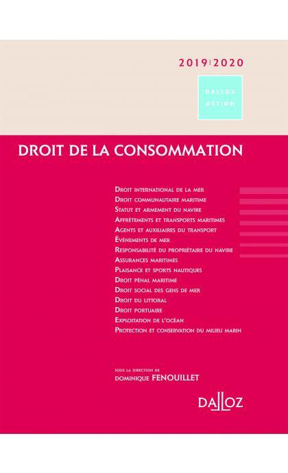 Droit de la consommation 2020/21