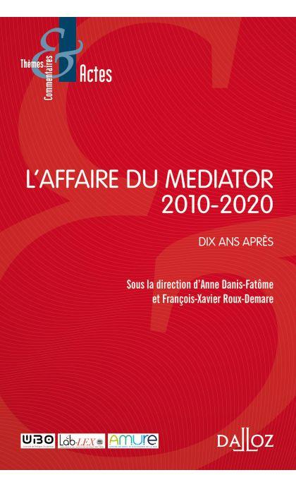 L'affaire du Médiator 2010-2020