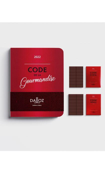 Code de la gourmandise 2022