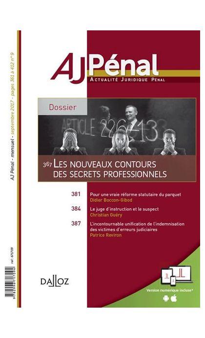 AJ Pénal (Abonnement 2021)