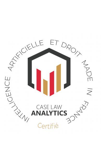 Essai gratuit Case Law Analytics