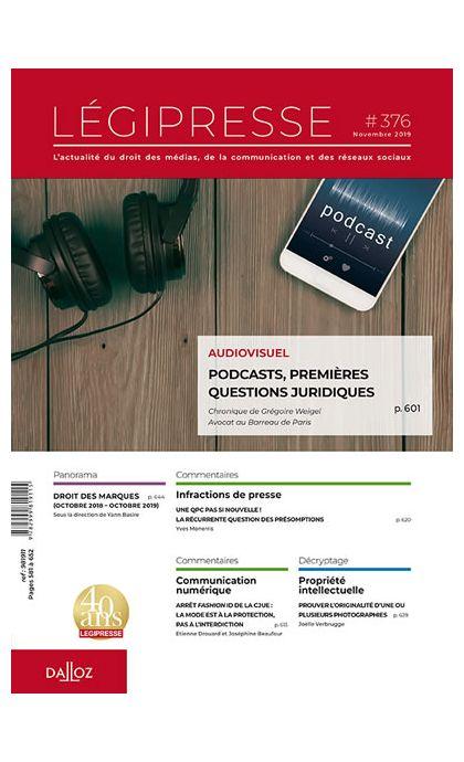Légipresse (Abonnement 2021)