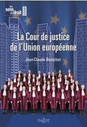 La Cour de justice de l'Union européenne