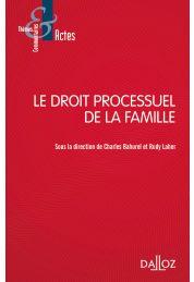 Le droit processuel de la famille