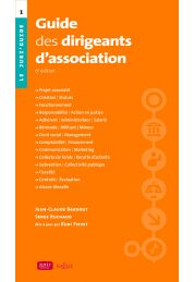 Guide des dirigeants d'association