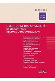 Droit de la responsabilité et des contrats 2021/22