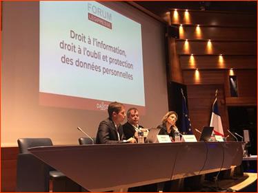 Forum Légipresse les enjeux